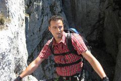 Traunsteiner Klettersteig