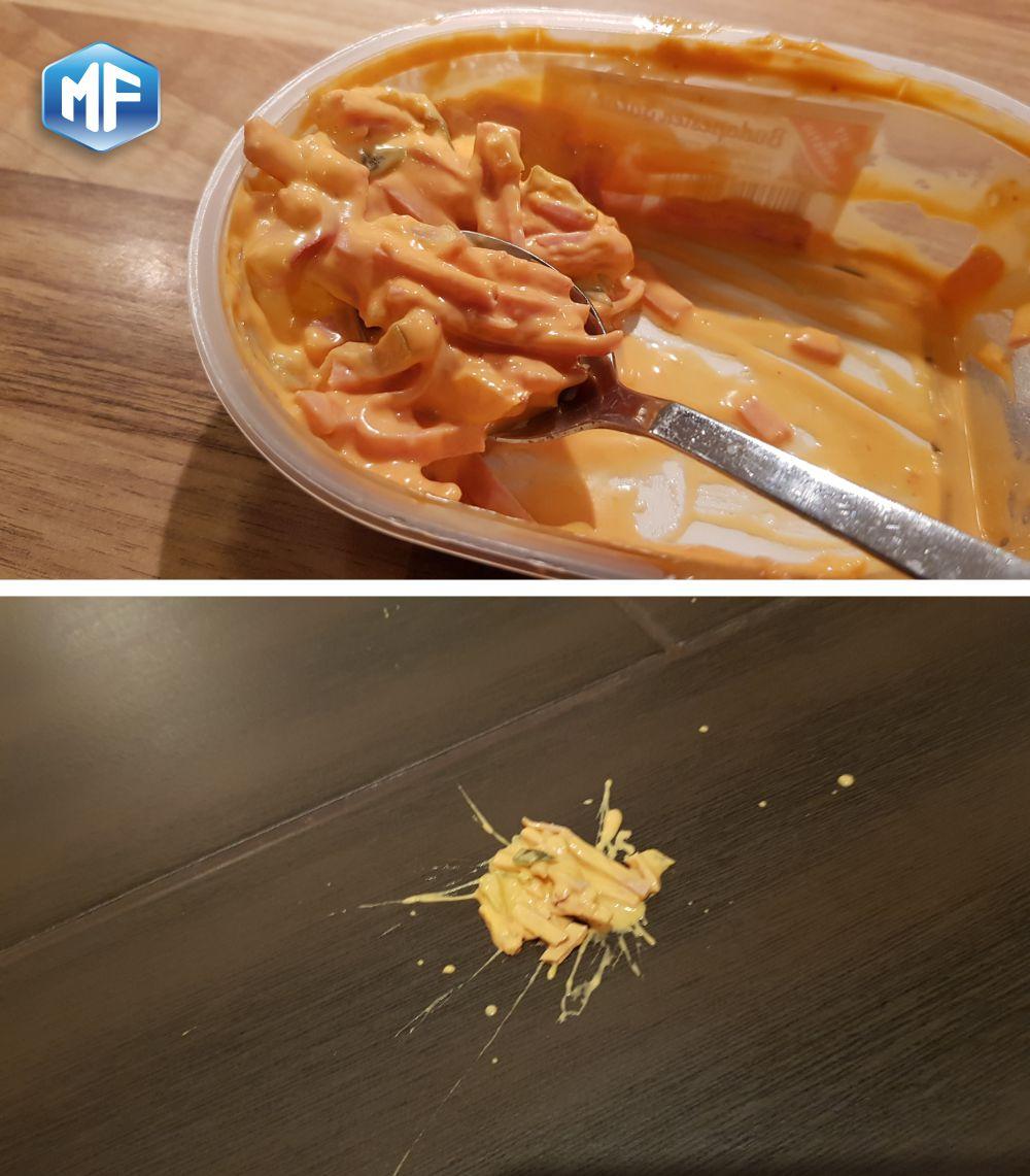 Fleischsalat vs. Crosswave