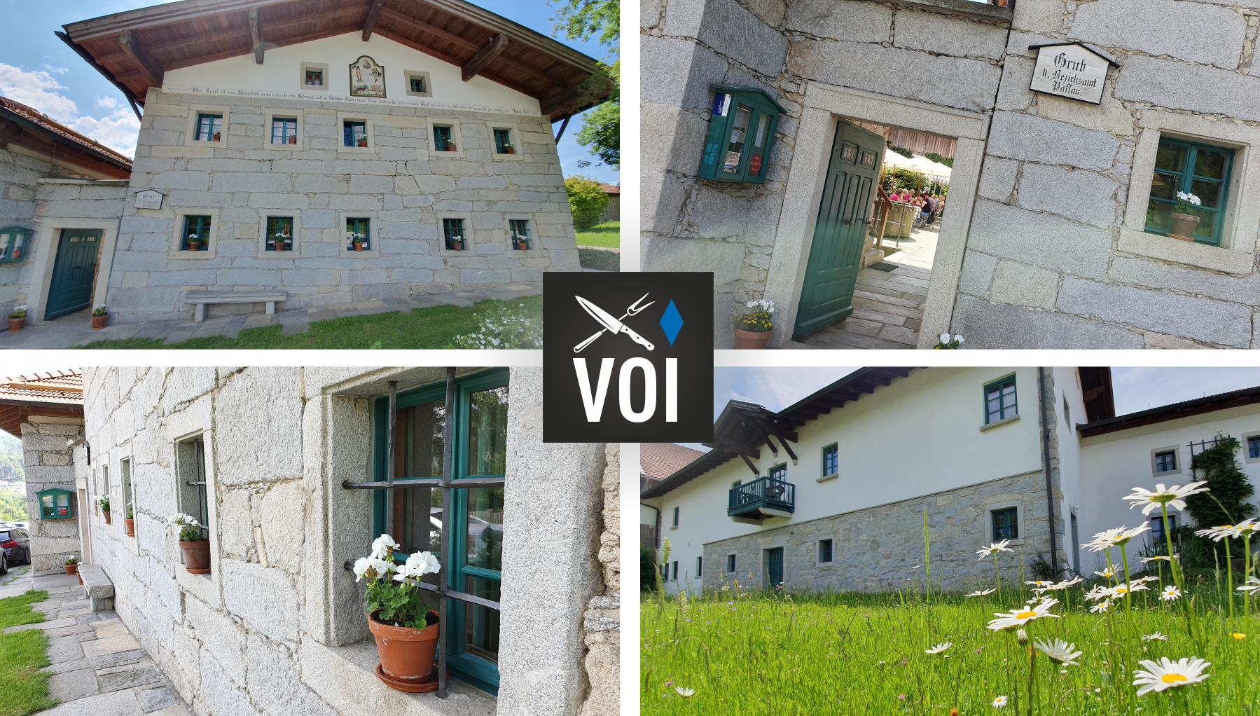 Ansichten des Gidibauerhof in Hauzenberg