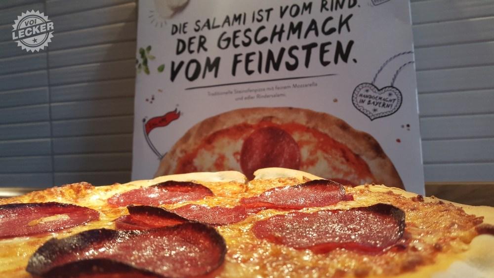 Gustavo Gusto Pizza Salami
