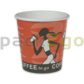 Coffee to go becher als Werbeartikel